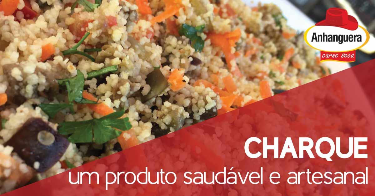 Charque um produto artesanal e saudável - Anhanguera Charque Carne Seca Jerked Beef Jabá