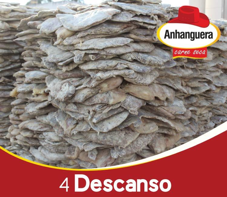 4 - Descanso do charque - Anhanguera Carne Seca e Jerked Beef