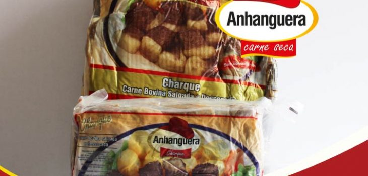 Família completa do melhor charque do Brasil! Anhanguera Charque e Jerked Beef