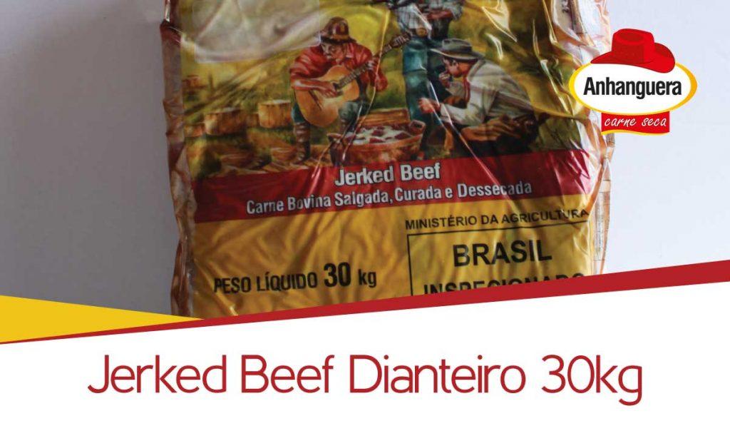 Jerked Beef Dianteiro 30kg