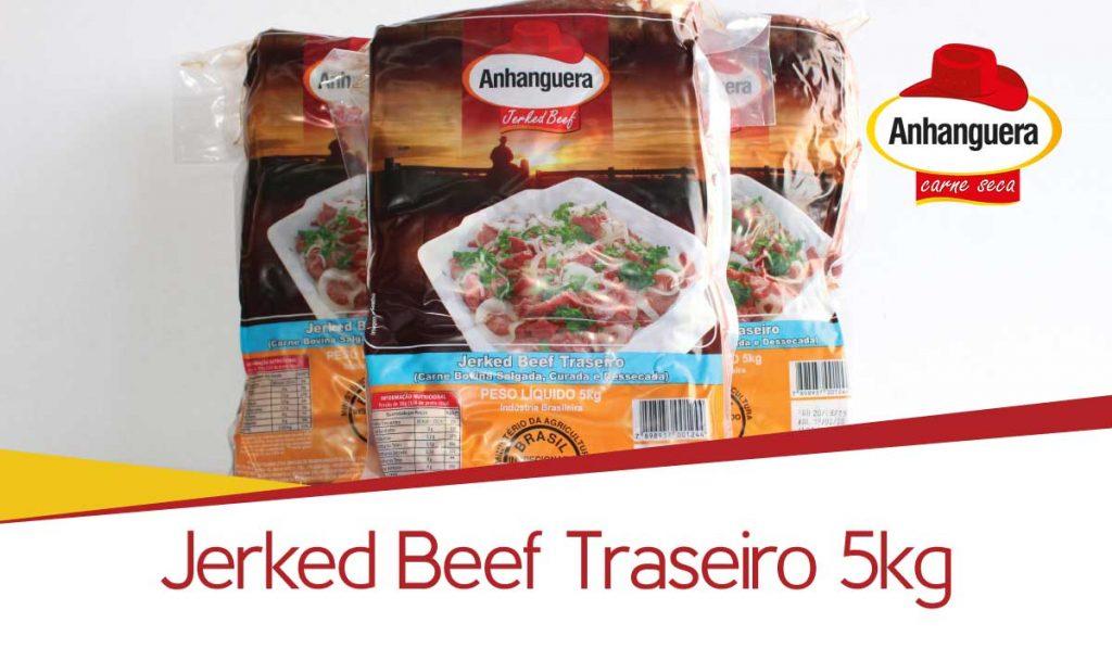 Jerked Beef Traseiro 5kg