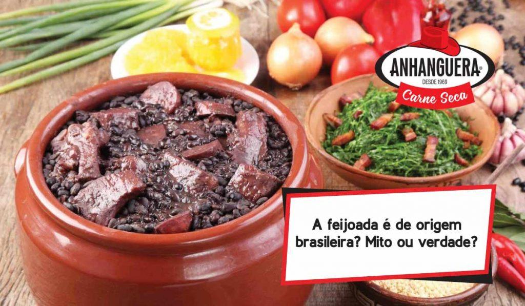 A feijoada é de origem brasileira? Mito ou verdade?
