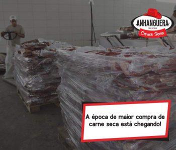 A época de maior compra de carne seca está chegando!
