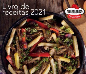Livro de receitas 2021 - Anhanguera carne seca