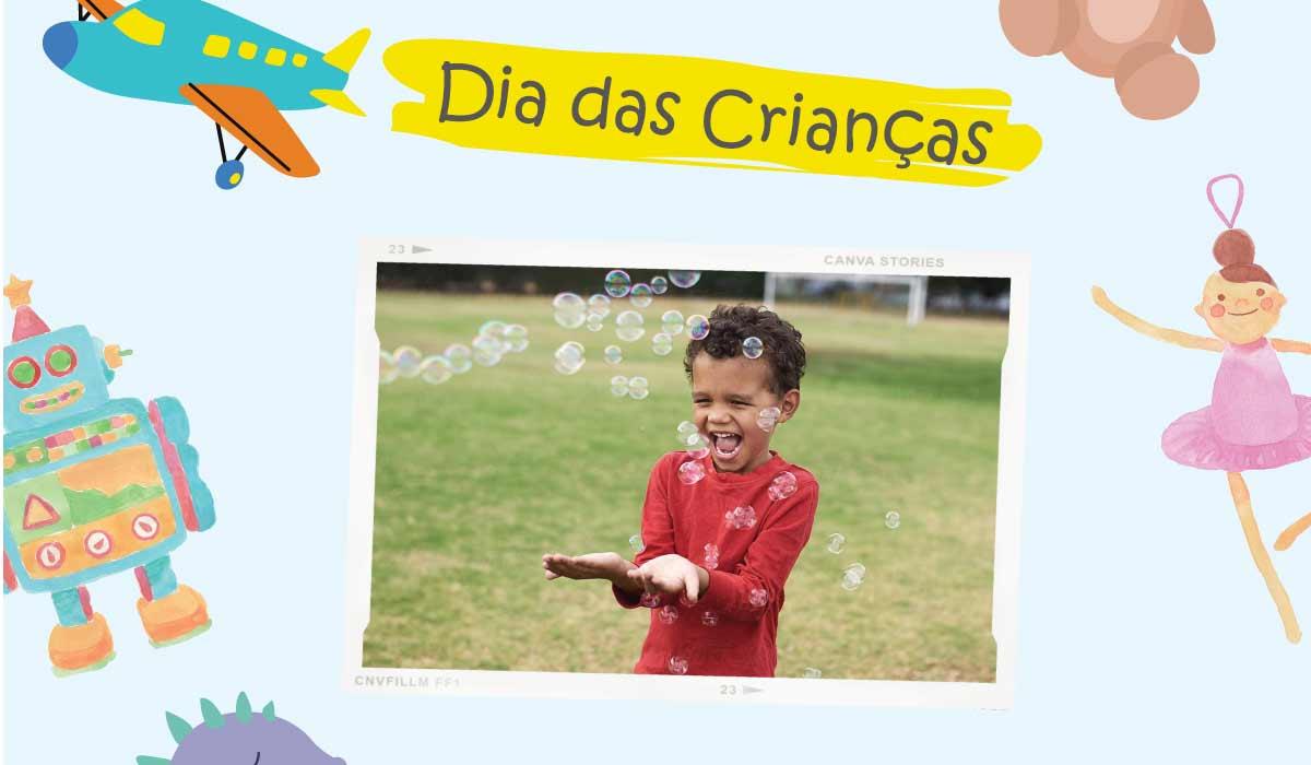 Dia das Crianças 2021