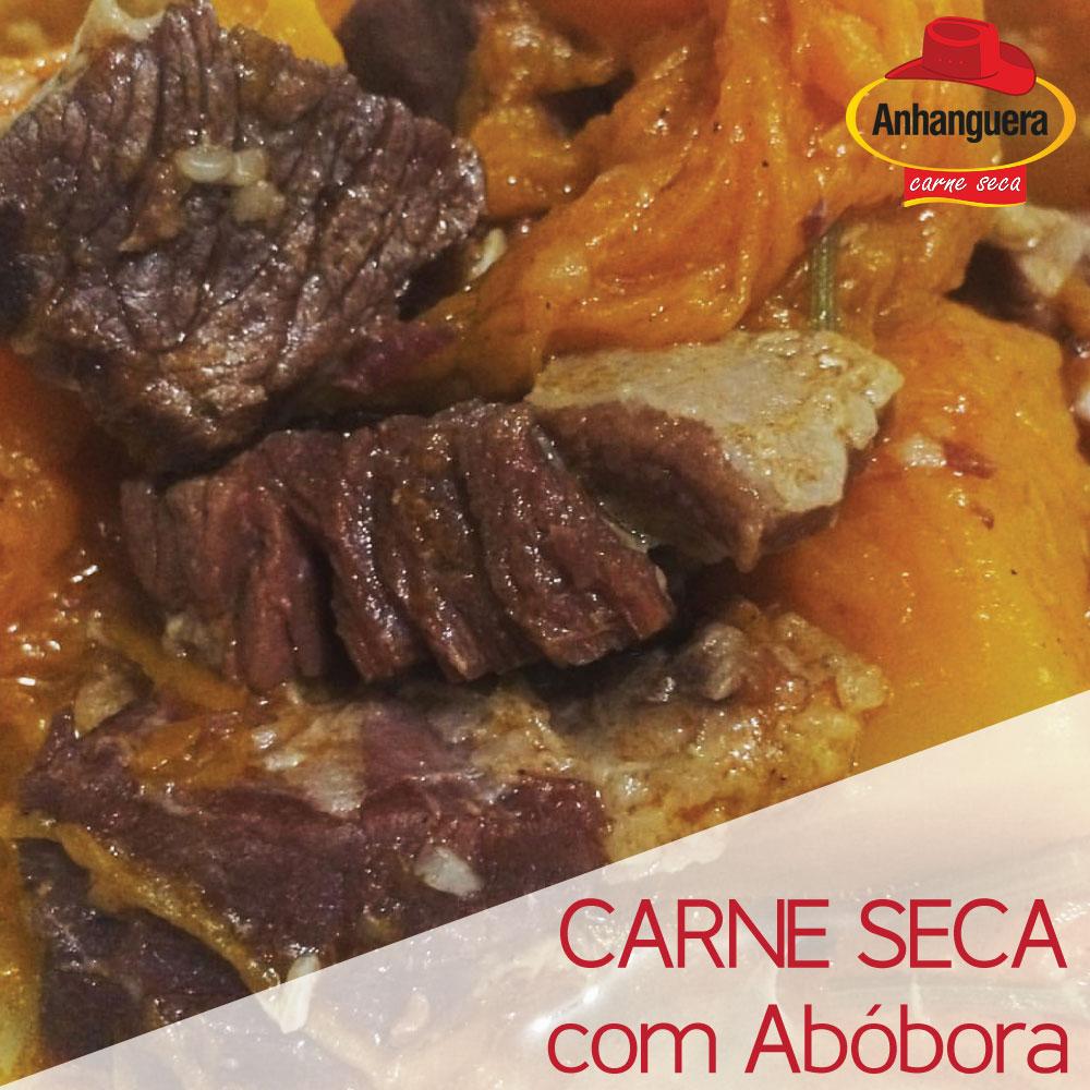 Carne seca com Abóbora - Anhanguera Charque Jerked Beef Jaba