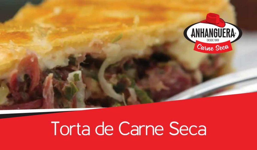 Torta de Carne Seca Anhanguera