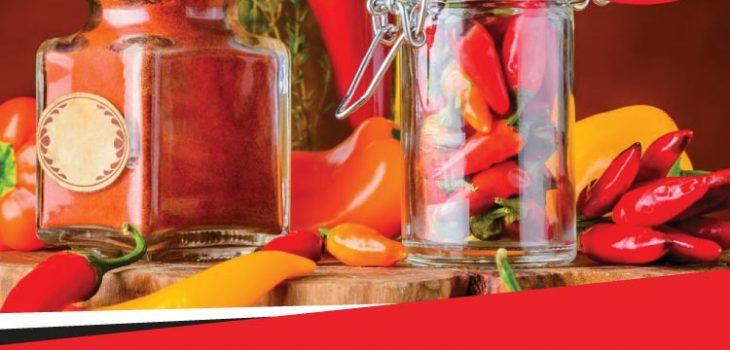 Como fazer o molho de pimentas frescas do Carlota?